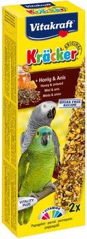 Kräcker® Original papegaai met honing en anijs