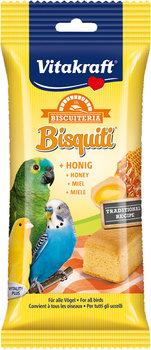 Bisquiti® met honing