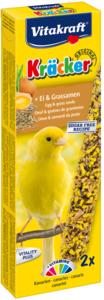 Kräcker® Original kanarie met ei en graszaad