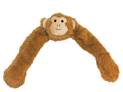 Speelgoed pluche Aaron de aap 55,5cm