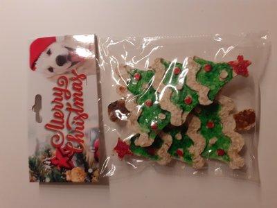 Kerst snack kerstboom